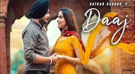 Daaj Lyrics Satkar Sandhu