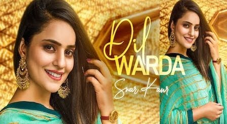Dil Warda Lyrics Swar Kaur
