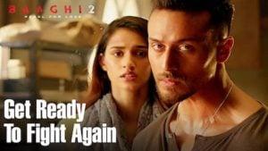 Get Ready To Fight Again Lyrics Baaghi 2