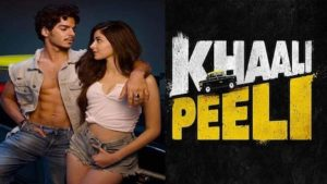 Khaali Peeli Songs with Lyrics & Videos