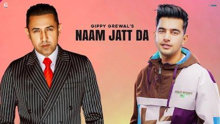 Naam Jatt Da Lyrics Gippy Grewal x Jass Manak