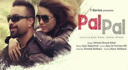 Pal Pal Lyrics Ahmad Shaad Safwi
