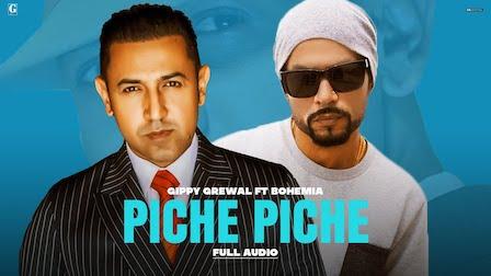 Piche Piche Lyrics Gippy Grewal x Bohemia