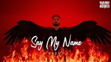 SAY MY NAME LYRICS – Krsna