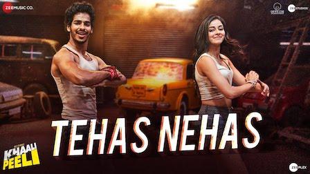 Tehas Nehas Lyrics Khaali Peeli