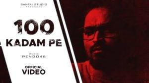 100 Kadam Pe Lyrics Emiway
