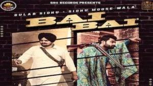 22 22 Lyrics Gulab Sidhu x Sidhu Moose Wala | Bai Bai