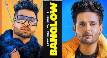 Banglow Lyrics Avvy Sra x Afsana khan