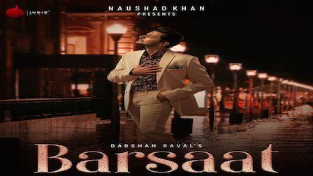 Barsaat Lyrics Darshan Raval