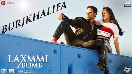 Burj khalifa Lyrics Laxmmi Bomb