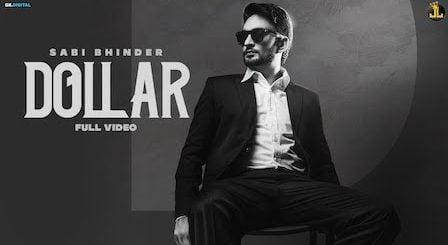 Dollar Lyrics Sabi Bhinder