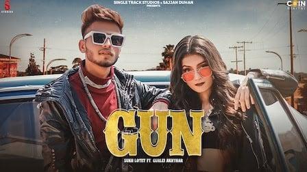 Gun Lyrics Sukh Lotey x Gurlej Akhtar