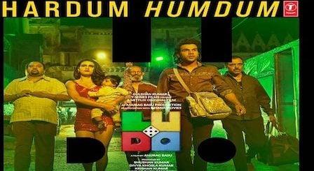 Hardum Humdum Lyrics Ludo | Arijit Singh
