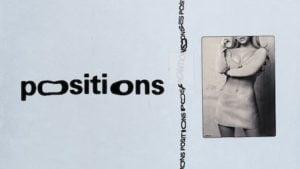 Positions Lyrics Ariana Grande