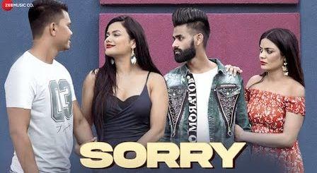 Sorry Lyrics Simran Jeet