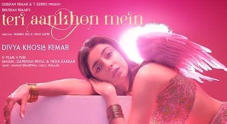 Teri Aankhon Mein Lyrics Darshan Raval x Neha Kakkar