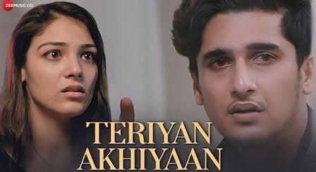 Teriyan Akhiyaan Lyrics Arun Solanki