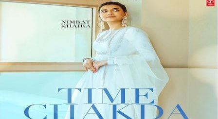 Time Chakda Lyrics Nimrat Khaira