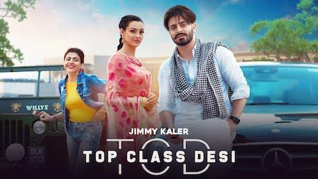 Top Class Desi Lyrics Jimmy Kaler x Gurlez Akhtar