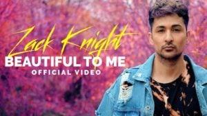Beautiful To Me Lyrics Zack Knight