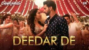 Deedar De Lyrics Chhalaang | Asees Kaur, Dev Negi