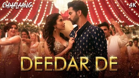 Deedar De Lyrics Chhalaang | Asees Kaur, Dev Negi