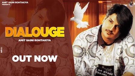 Dialogue Lyrics Amit Saini Rohtakiya