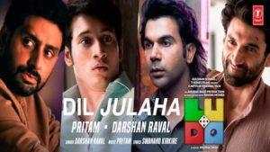 Dil Julaha Lyrics Ludo | Darshan Raval