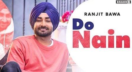 Do Nain Lyrics Ranjit Bawa