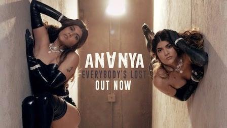 Everybody's Lost Lyrics Ananya
