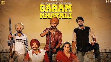 Garam Khayali Lyrics Inder Atwal