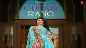 Gulabi Rang Lyrics Nimrat Khaira