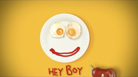 Hey Boy Lyrics Sia