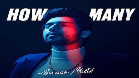 How Many Lyrics Armaan Malik