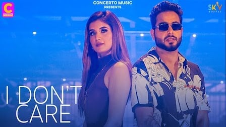 I Don't Care Lyrics Khan Bhaini x Shipra Goyal