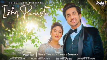 Ishq Parasti Lyrics Yasser Desai