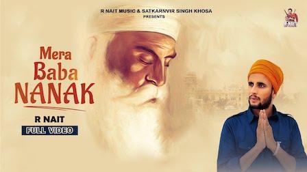 Mera Baba Nanak Lyrics R Nait
