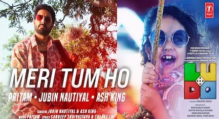 Meri Tum Ho Lyrics Ludo | Jubin Nautiyal