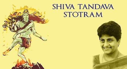 Shiv Tandav Stotram Lyrics Uma Mohan