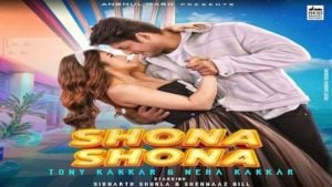 Shona Shona Lyrics Neha Kakkar x Tony Kakkar