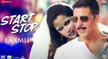 Start Stop Lyrics Laxmii Bomb | Raja Hasan