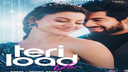 Teri Load Ve Lyrics Singga | Urvashi Rautela