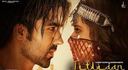 Titliyan Lyrics Afsana Khan | Hardy Sandhu