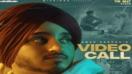 Video Call Lyrics Amar Sandhu