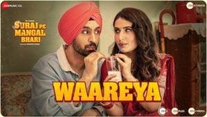 Waareya Lyrics Suraj Pe Mangal Bhari