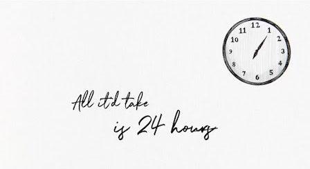 24 Hours Lyrics Shawn Mendes