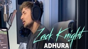 Adhura Lyrics Zack Knight
