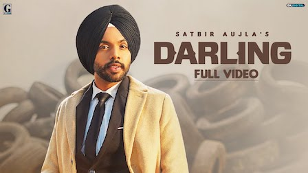 Darling Lyrics Satbir Aujla