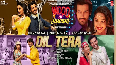 Dil Tera Lyrics from Indoo Ki Jawani