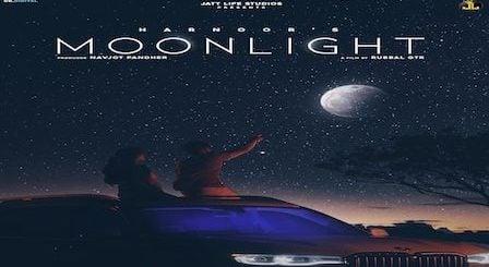 Moonlight Lyrics Harnoor